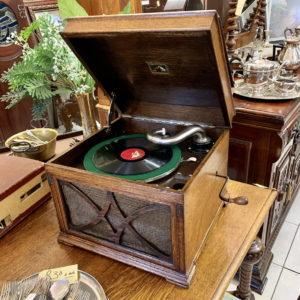 Gramophones & Cash Registers